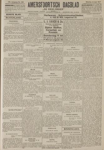 Amersfoortsch Dagblad / De Eemlander 1927-06-14
