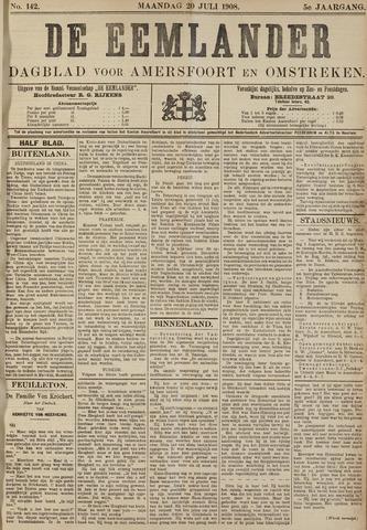 De Eemlander 1908-07-20