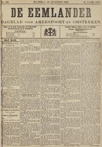 De Eemlander 1908-08-10