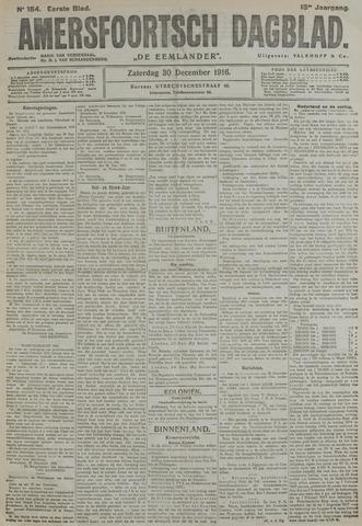 Amersfoortsch Dagblad / De Eemlander 1916-12-30