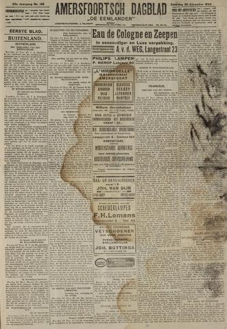 Amersfoortsch Dagblad / De Eemlander 1923-12-22