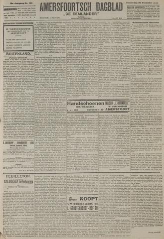 Amersfoortsch Dagblad / De Eemlander 1920-12-30