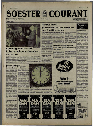 Soester Courant 1981-03-25