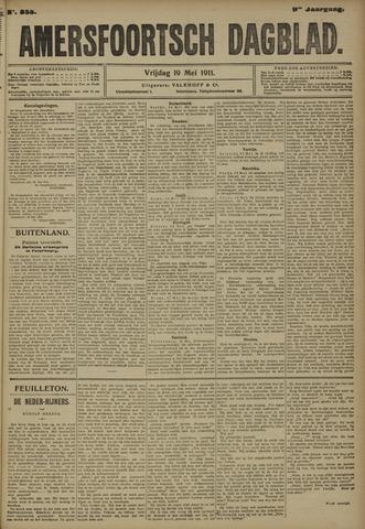 Amersfoortsch Dagblad 1911-05-19