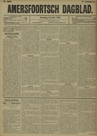 Amersfoortsch Dagblad 1909-06-22