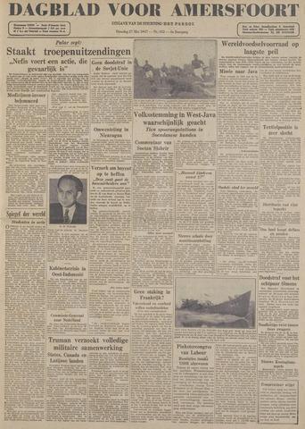 Dagblad voor Amersfoort 1947-05-26