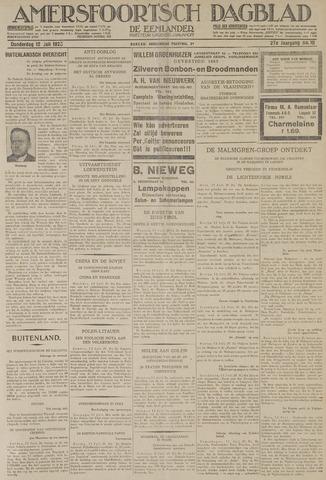 Amersfoortsch Dagblad / De Eemlander 1928-07-12