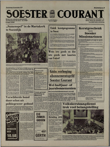 Soester Courant 1977-12-22