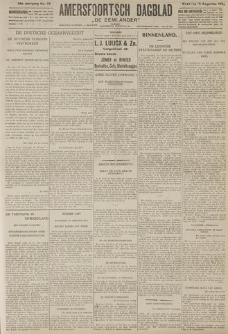 Amersfoortsch Dagblad / De Eemlander 1927-08-15