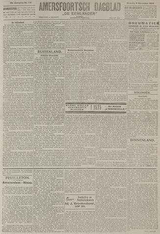 Amersfoortsch Dagblad / De Eemlander 1920-11-09