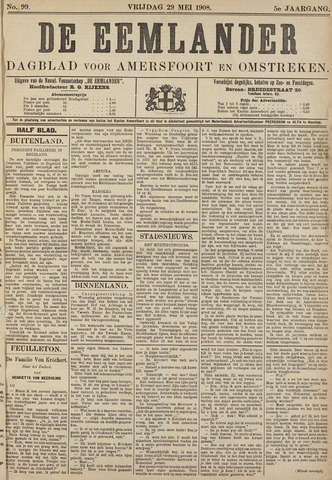 De Eemlander 1908-05-29