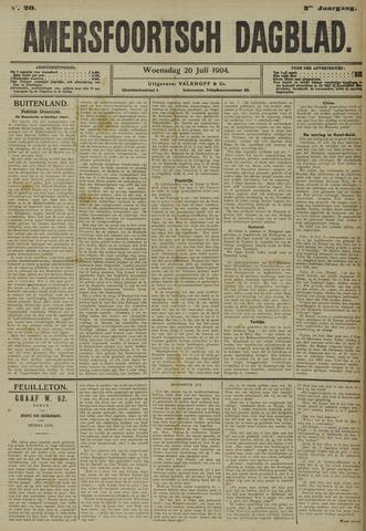 Amersfoortsch Dagblad 1904-07-20
