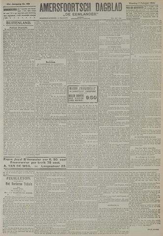 Amersfoortsch Dagblad / De Eemlander 1922-02-07