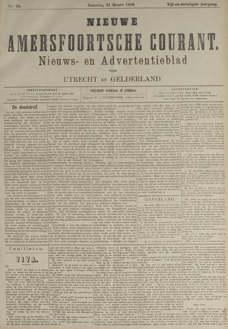 Nieuwe Amersfoortsche Courant 1896-03-21