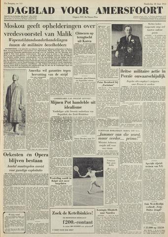Dagblad voor Amersfoort 1951-06-28