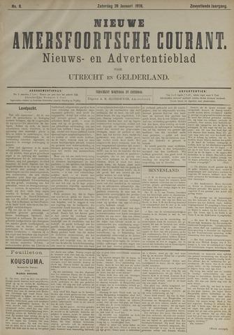Nieuwe Amersfoortsche Courant 1888-01-28