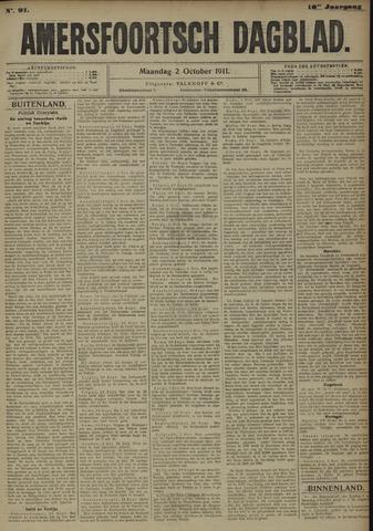 Amersfoortsch Dagblad 1911-10-02
