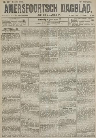 Amersfoortsch Dagblad / De Eemlander 1914-06-06