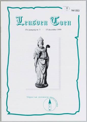 Historische Kring Leusden 1999-12-15