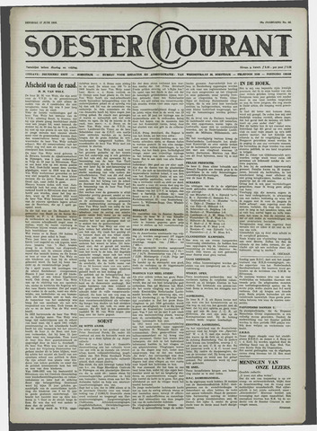 Soester Courant 1958-06-17