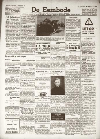 De Eembode 1938-03-08