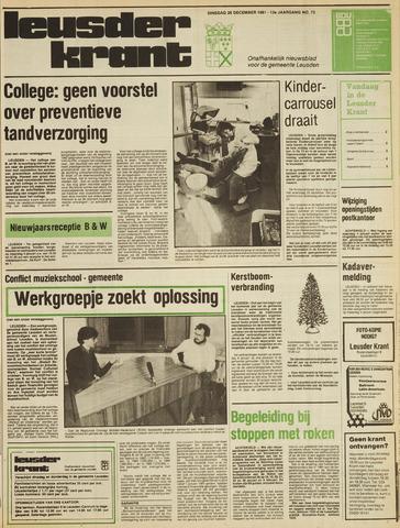 Leusder Krant 1981-12-29