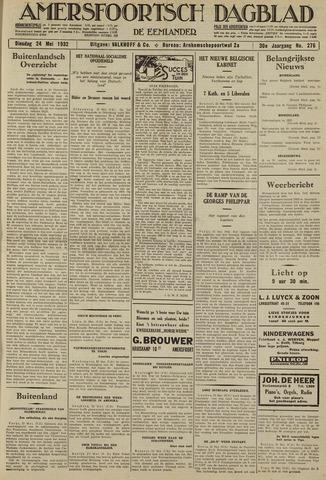 Amersfoortsch Dagblad / De Eemlander 1932-05-24