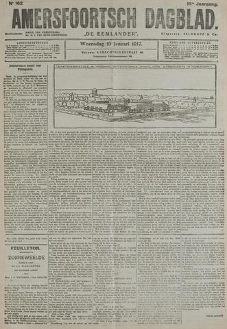 Amersfoortsch Dagblad / De Eemlander 1917-01-10