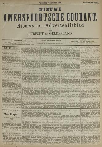 Nieuwe Amersfoortsche Courant 1887-09-07