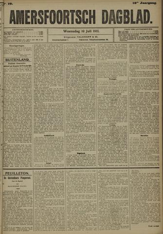 Amersfoortsch Dagblad 1911-07-19