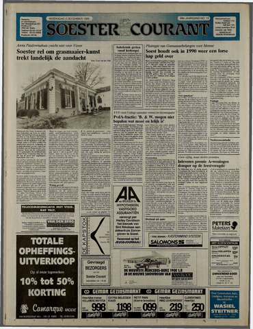 Soester Courant 1990-12-05