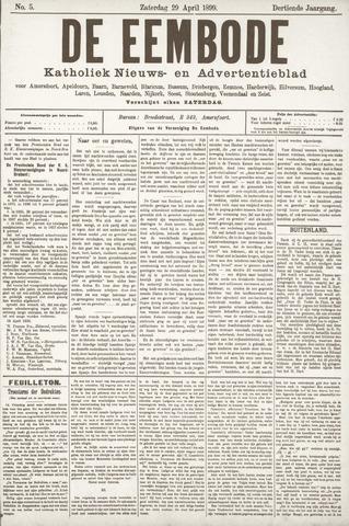 De Eembode 1899-04-29