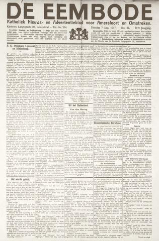 De Eembode 1917-08-07