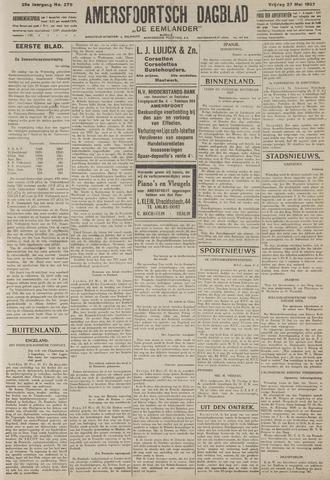 Amersfoortsch Dagblad / De Eemlander 1927-05-27