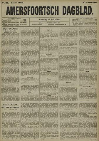 Amersfoortsch Dagblad 1908-07-18