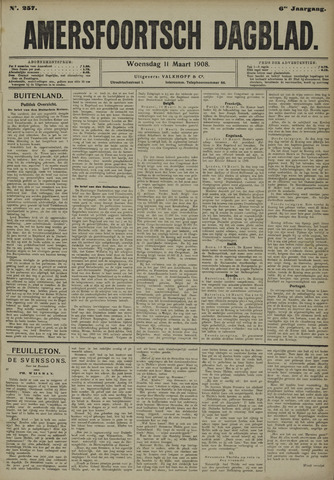 Amersfoortsch Dagblad 1908-03-11