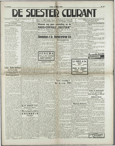 Soester Courant 1928-10-26