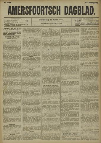Amersfoortsch Dagblad 1905-03-22
