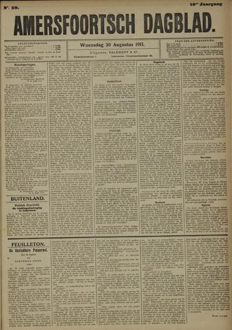 Amersfoortsch Dagblad 1911-08-30