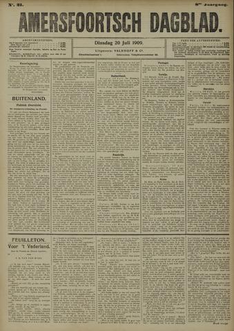 Amersfoortsch Dagblad 1909-07-20