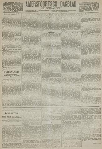 Amersfoortsch Dagblad / De Eemlander 1918-05-16