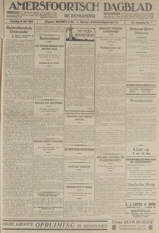 Amersfoortsch Dagblad / De Eemlander 1933-07-08