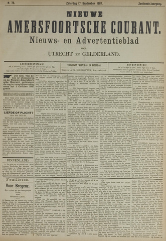 Nieuwe Amersfoortsche Courant 1887-09-17