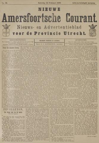 Nieuwe Amersfoortsche Courant 1899-02-25
