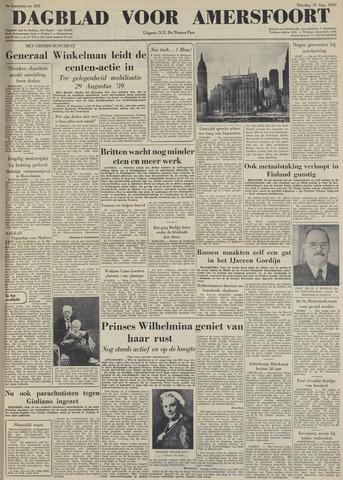Dagblad voor Amersfoort 1949-08-30