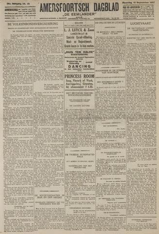 Amersfoortsch Dagblad / De Eemlander 1927-09-12