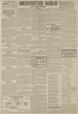 Amersfoortsch Dagblad / De Eemlander 1922-12-23