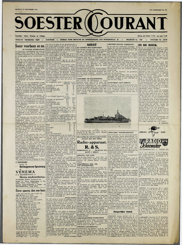Soester Courant 1951-12-28