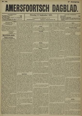 Amersfoortsch Dagblad 1905-09-12