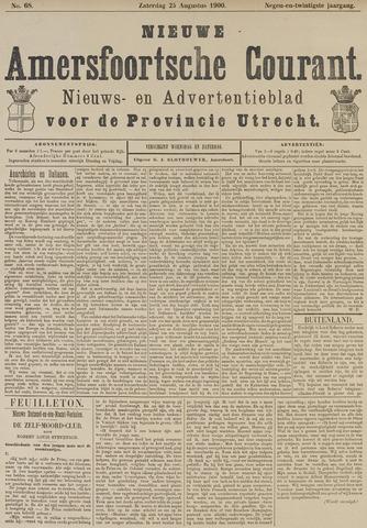 Nieuwe Amersfoortsche Courant 1900-08-25